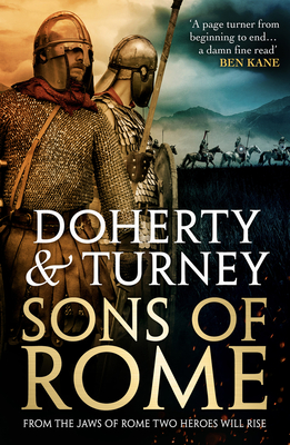 Sons of Rome (Rise of Emperors #1) Cover Image