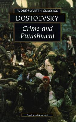 Crime and Punishment Cover