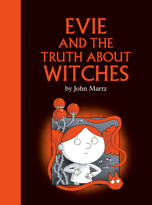 Evie and the Truth about Witches Cover Image