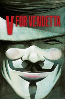V for Vendetta 30th Anniversary Deluxe Edition cover image