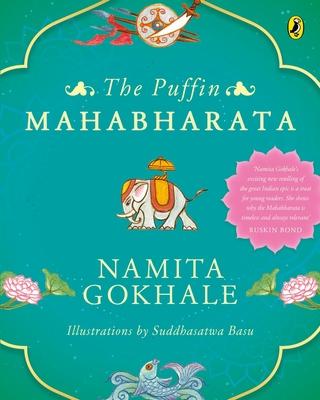 Puffin Mahabharata Cover Image