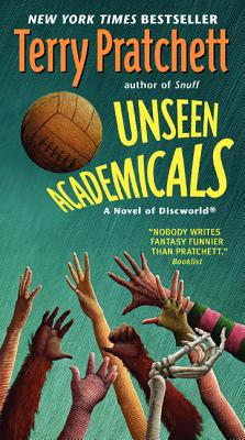 Unseen Academicals Cover