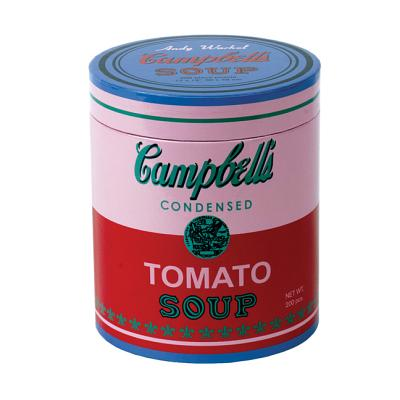 Andy Warhol Soup Can Pink 200 Piece Puzzle Cover Image