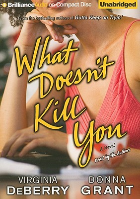 What Doesn't Kill You Cover