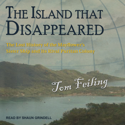 Cover for The Island That Disappeared