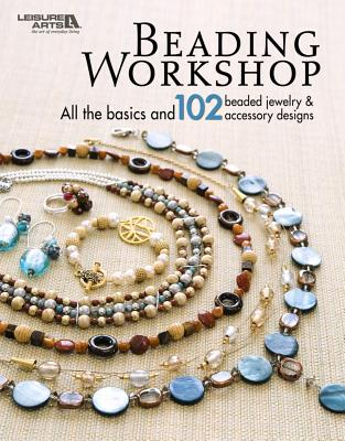 Beading Workshop (Leisure Arts #4818) Cover