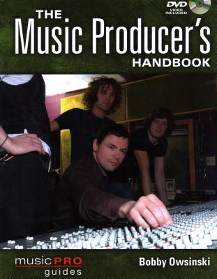 The Music Producer's Handbook [With DVD] Cover Image