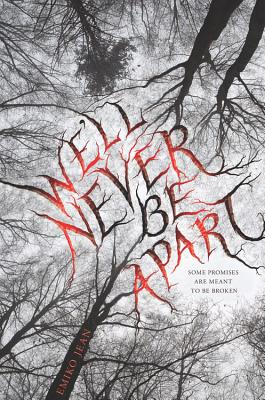 We'll Never Be Apart Cover