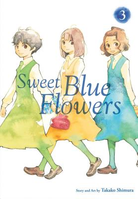 Sweet Blue Flowers, Vol. 3 Cover Image
