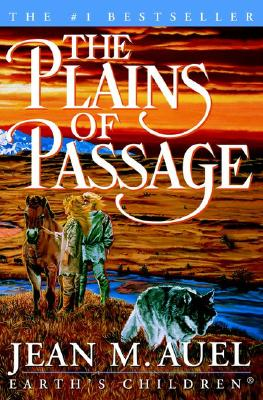 The Plains of Passage Cover