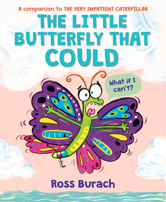 The Little Butterfly That Could (Butterfly Series) Cover Image
