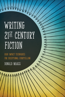 Writing 21st Century Fiction Cover