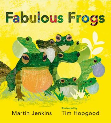 Fabulous Frogs Cover Image