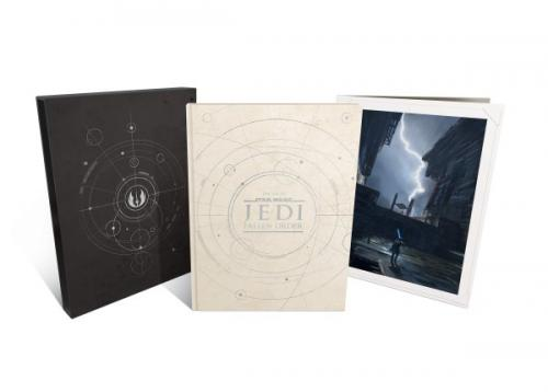 The Art of Star Wars Jedi: Fallen Order Limited Edition Cover Image