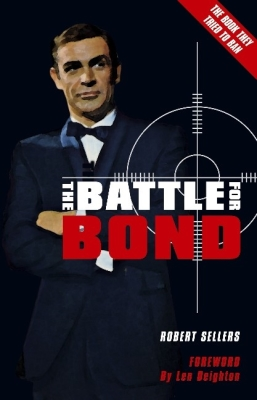 The Battle for Bond Cover