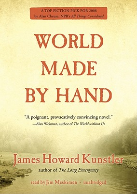 World Made by Hand [With Earbuds] Cover Image