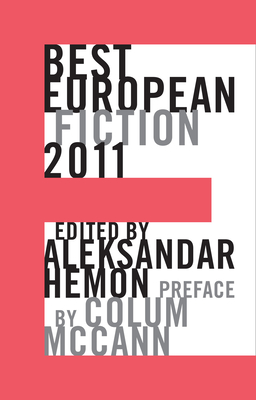 Best European Fiction Cover