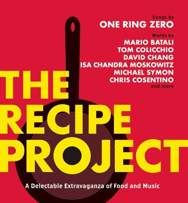 The Recipe Project Cover