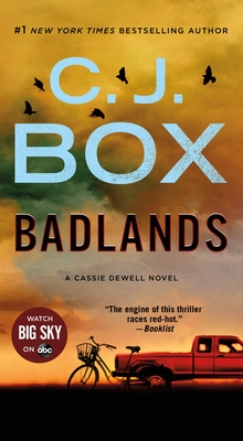 Badlands: A Novel (Cody Hoyt / Cassie Dewell Novels #3) Cover Image