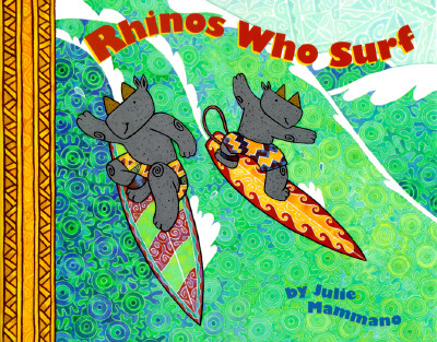 Rhinos Who Surf Cover
