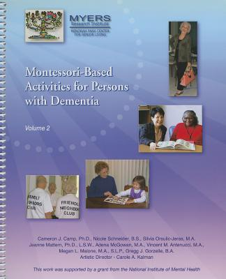 Montessori-Based Activities for Persons with Dementia, Vol 2 Cover Image
