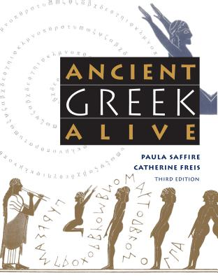 Ancient Greek Alive Cover Image