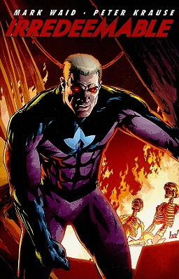 Irredeemable, Volume 2 Cover