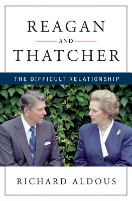 Reagan and Thatcher Cover