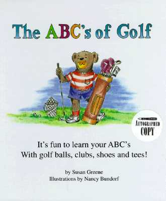 The ABC's of Golf Cover Image