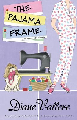 The Pajama Frame (Madison Night Mystery #5) Cover Image