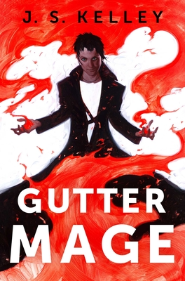 Gutter Mage Cover Image