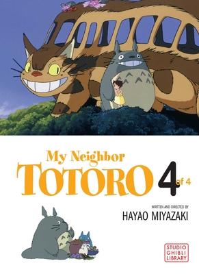 My Neighbor Totoro, Vol. 4 Cover