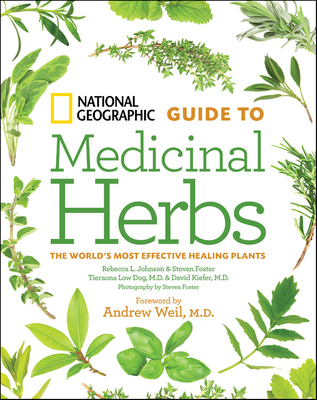 National Geographic Guide to Medicinal Herbs Cover