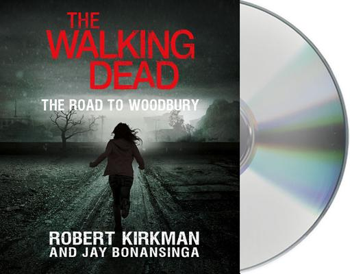 The Road to Woodbury Cover