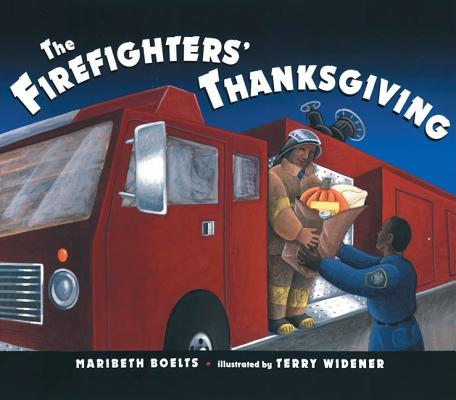 The Firefighters' Thanksgiving Cover