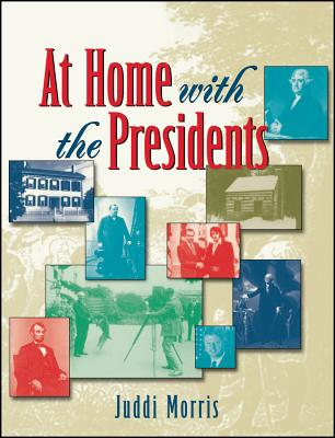 At Home with the Presidents Cover