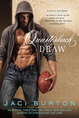 Cover for Quarterback Draw (A Play-by-Play Novel #9)