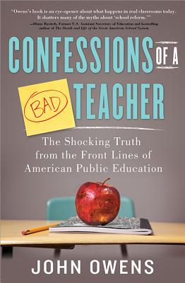 Confessions of a Bad Teacher Cover