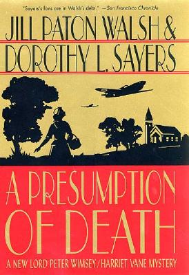 A Presumption of Death Cover