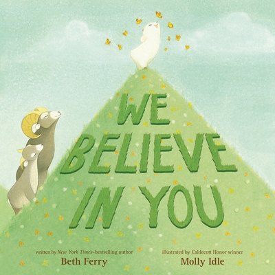We Believe in You Cover Image