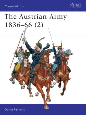 The Austrian Army 1836 66 (2) Cover