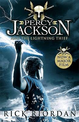 Lightning Thief Cover Image