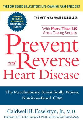 Prevent and Reverse Heart Disease Cover
