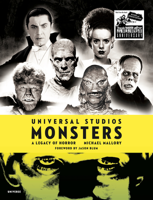 Universal Studios Monsters: A Legacy of Horror Cover Image