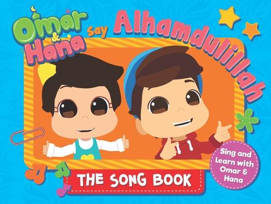 Cover for Omar & Hana Say Alhamdulillah