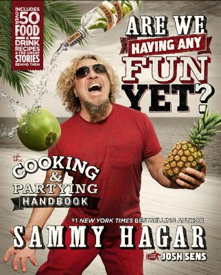 Are We Having Any Fun Yet?: The Cooking & Partying Handbook Cover Image