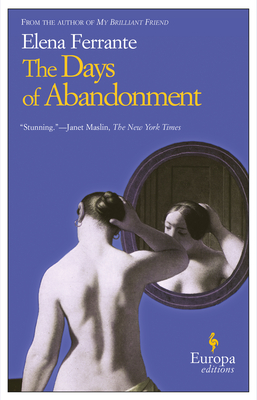 The Days of Abandonment Cover
