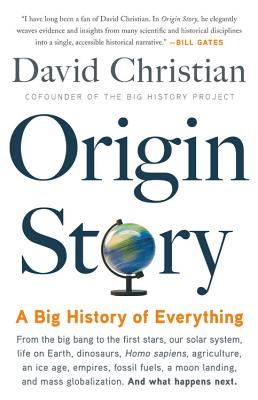 Origin Story: A Big History of Everything Cover Image