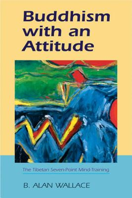 Buddhism with an Attitude Cover