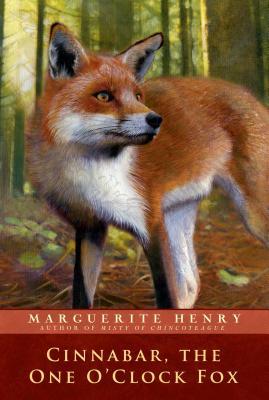 Cinnabar, the One O'Clock Fox Cover Image